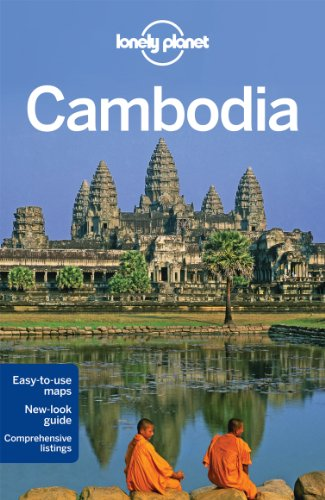 9781741799651: Lonely Planet Cambodia (Travel Guide)