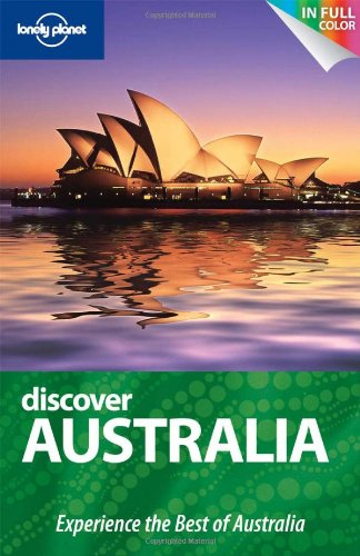 Lonely Planet Discover Australia (Full Color Country: Lindsay Brown, Jayne