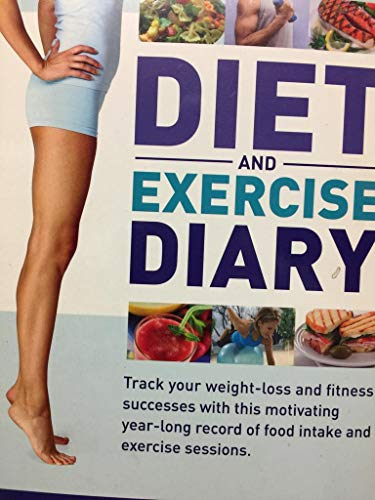 9781741811353: Diet and Exercise Diary