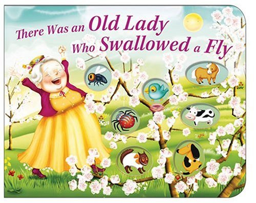 9781741811919: There Was an Old Lady Who Swallowed a Fly