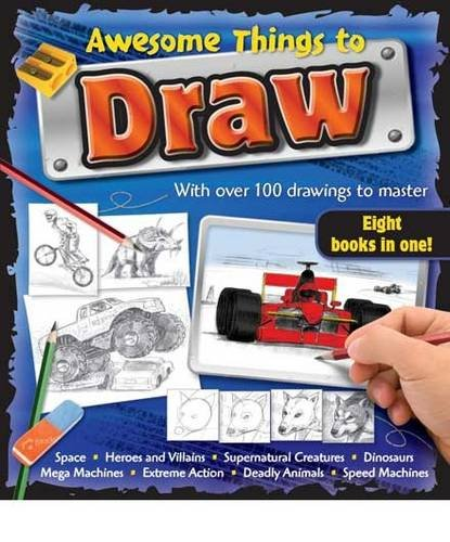 Awesome Things to Draw: Hinkler Books