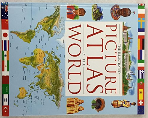 9781741812756: Illustrated Picture Atlas of the World (World Atlas)