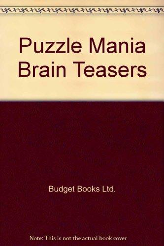 9781741814347: Puzzle Mania Brain Teasers