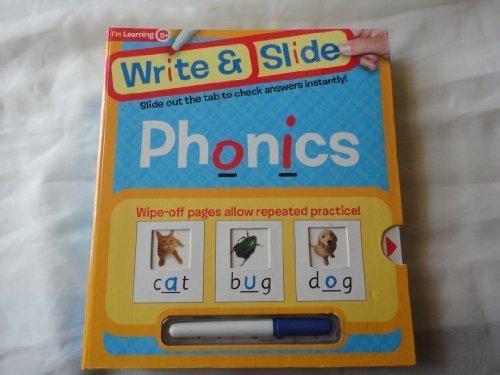 Write & Slide Phonics: Katie Hewat