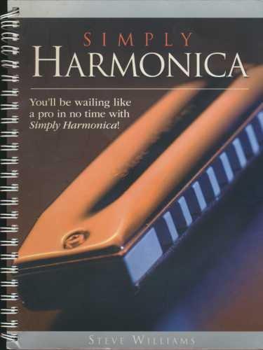 9781741819410: Simply Harmonica