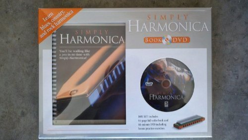 9781741819427: Simply Harmonica Book & DVD Gift Box Steve Williams