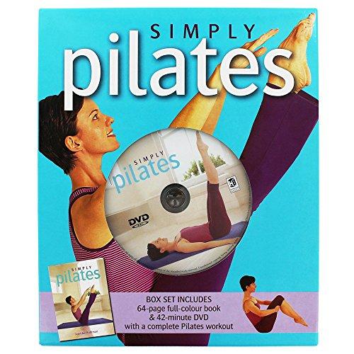 9781741820133: Simply Pilates Box Set 64 Page Book/ 42 Min DVD
