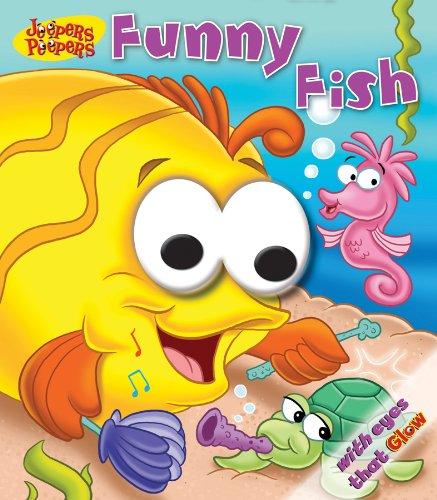 9781741821109: Funny Fish (Jeepers Peepers)