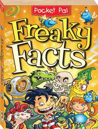 Freaky Facts (Pocket Pals): Not Available [Unknown]