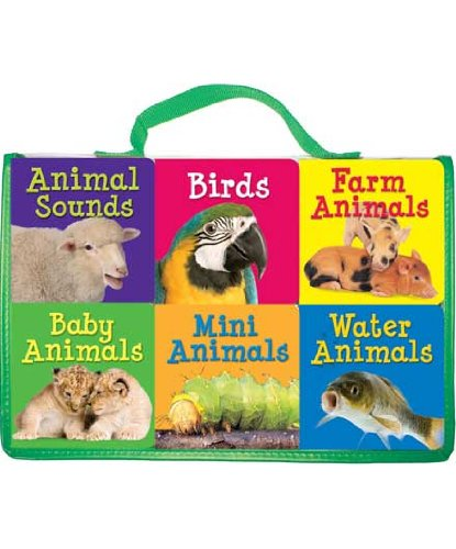 9781741822533: My Learning Library Bag, Animals