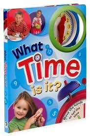 What Time Is It?: Kate Cuthbert