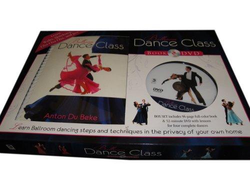 9781741825640: Ballroom Dance Class Book & DVD