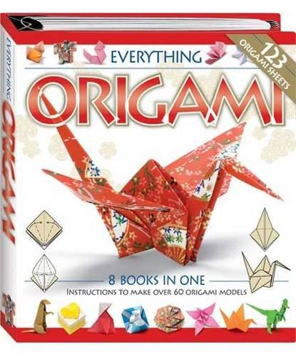 9781741825671: Everything Origami (Binder)