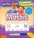 9781741825909: Write, Slide & Learn Wipe-Off Pages allow Repeated Practice! (comes with erasable pen)