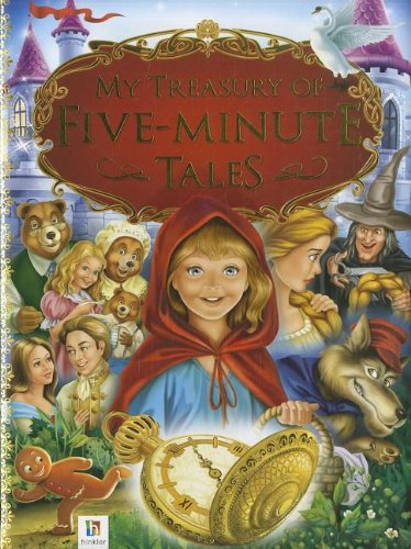 9781741826265: My Treasury of Five-Minute Tales (My Treasury Collection)