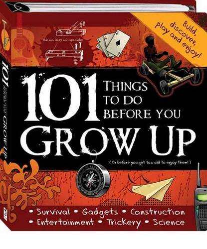 9781741826760: 101 Things to do Before You Grow Up (Binder)