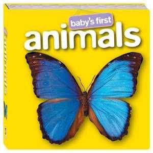 9781741828214: Animals (Baby's First)