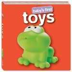 9781741828238: Toys (Baby's First)