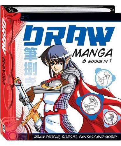 9781741829303: Draw Manga (Binder)
