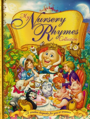 My Nursery Rhymes Collection (1741829364) by Hinkler Books