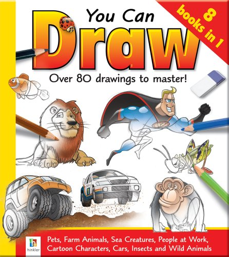 9781741829440: You Can Draw