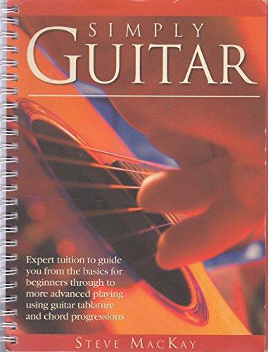9781741830125: Simply Guitar