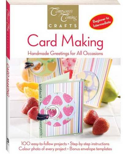 9781741830477: Card Making (Company's Coming Craft)