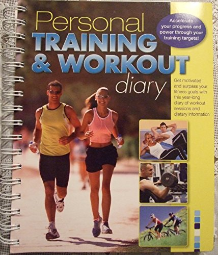 Personal Training & Workout Diary: Hinkler Books