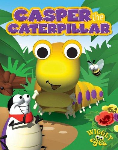 9781741835410: Casper the Caterpillar (Wiggly Eyes)