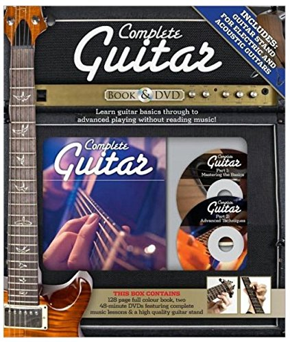 9781741837827: Complete Guitar Kit (Book, DVD & Guitar Stand)