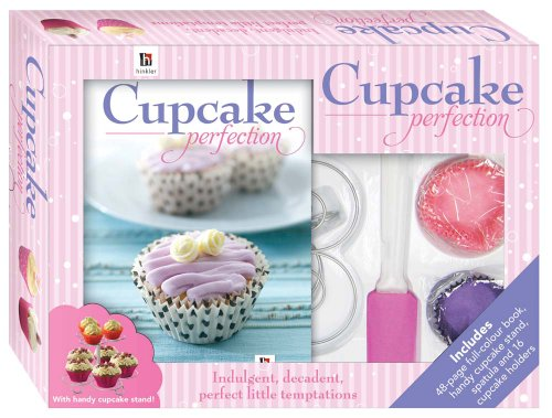 Cupcake Perfection (9781741840414) by Hinkler Books