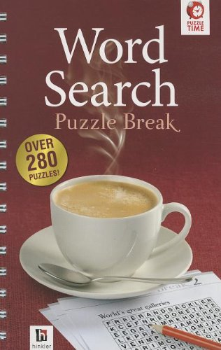 Red Word Search (Puzzle Break): Hinkler Books
