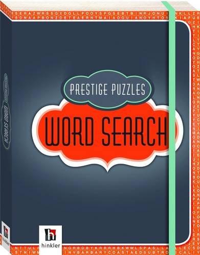 9781741840681: Word Search (Prestige Puzzles)