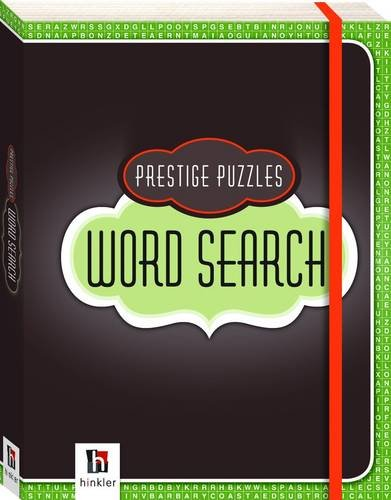 9781741840698: Word Search (Prestige Puzzles)