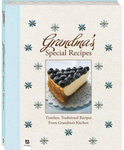 9781741841251: Grandma's Special Recipes