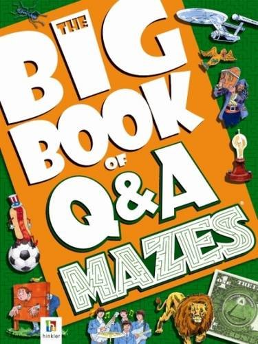 9781741841442: Big Book of Questions and Answers Mazes (Big Book of Series)