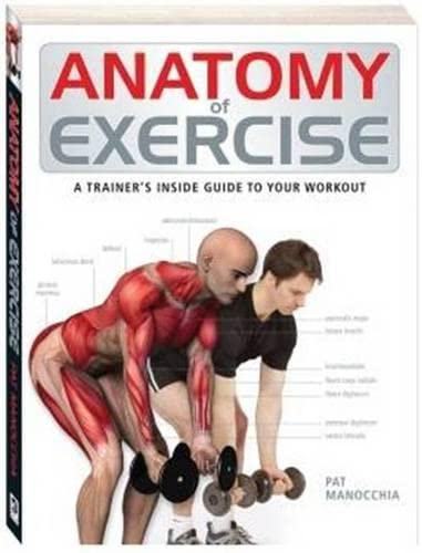 9781741843873: Anatomy of Exercise (The Anatomy Series)