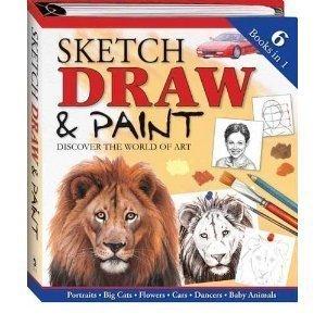Sketch, Draw & Paint Portraits: Jean-Pierre Lamerand