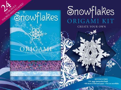 9781741846157: Snowflakes Origami (Gift Box Series)