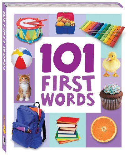 9781741847505: 101 First Words