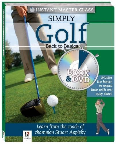 9781741847802: Simply Golf Book and DVD (PAL) (Instant Master Class)