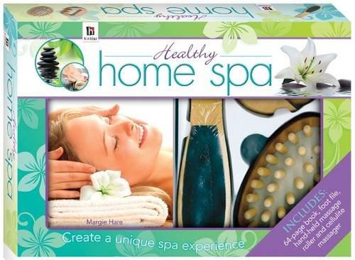 9781741850048: Healthy Home Spa (Gift Box)