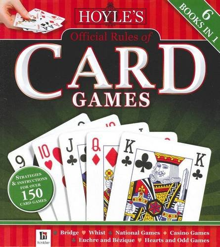 9781741850376: Hoyle's Official Rules of Card Games (Binder)