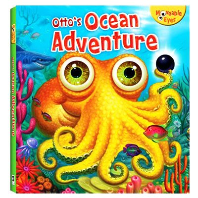Moveable Eyes: Otto's Ocean Adventures (series 2): n/a