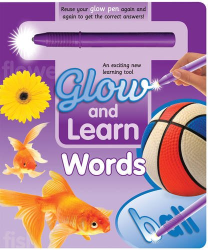 9781741853612: Words (Glow and Learn)