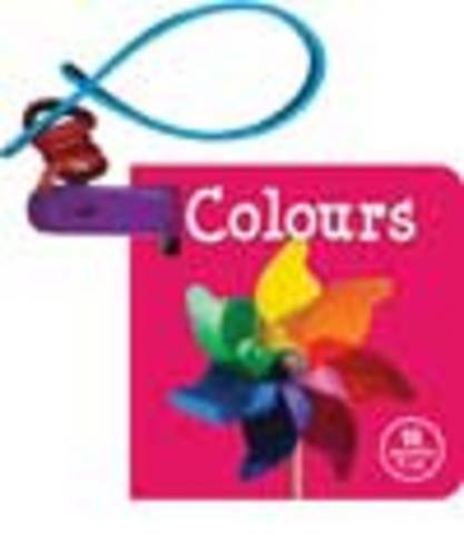 9781741854480: Photo Buggy Books: Colours