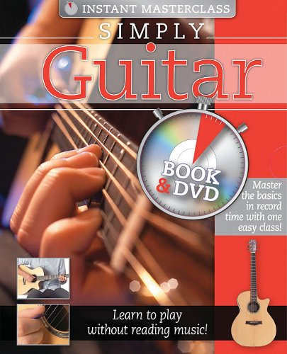 9781741854770: SIMPLY GUITAR (Instant Master Class)