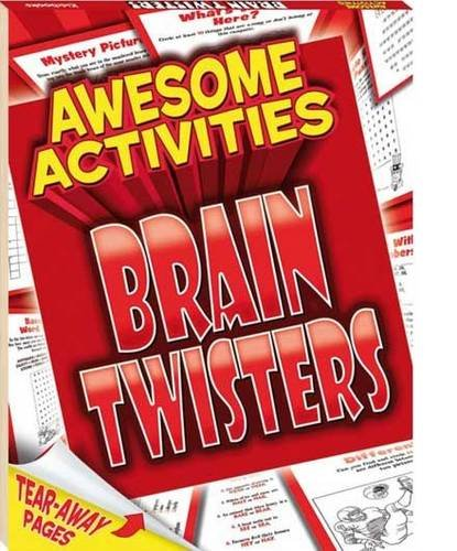 9781741854985: Awesome Activities - Brain Twisters