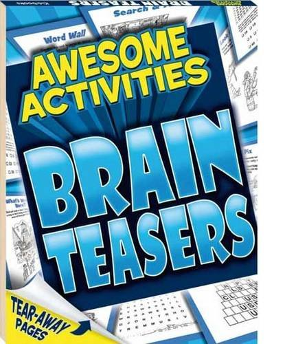 9781741854992: Awesome Activities - Brain Teasers