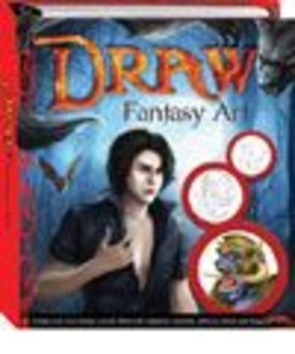 9781741855609: Draw Fantasy Art (Binder)